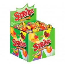 """Lollipop """"Strike"""" Double taste mix 11gr"""