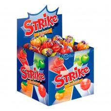 """Lollipop """"Strike"""" Fruit mix 11gr"""