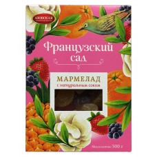"""Marmalade """"French Garden"""" with natural juice"""