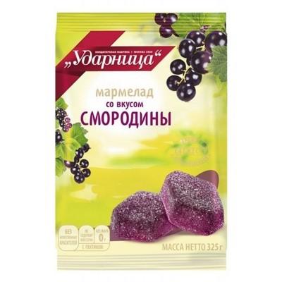 "Marmalade ""Udarnitsa"" with Black Currant flavor 325g"