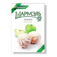 "Marshmalow (zefir) ""Charmelle"" Apple Taste"