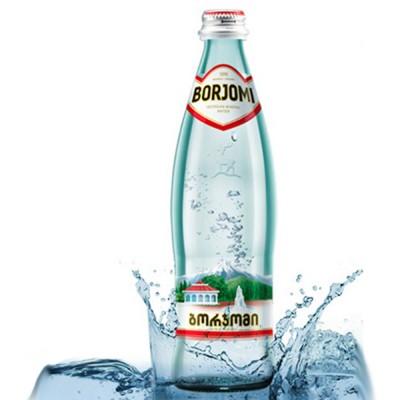 """Mineral water """"Borjomi"""" (glass)"""