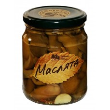 "Mushrooms ""Maslyata"" Pickled ""Taiga Collection"""