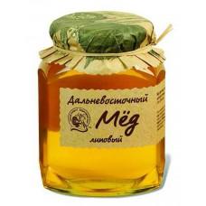 "Natural Honey ""Kedrovyi Bor"" FarEastern Linden 500g"