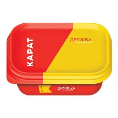 """Processed Cheese """"Druzhba"""" 200g"""
