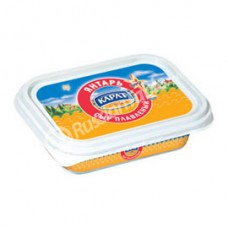 "Processed Cheese ""Yantar"" 200g"
