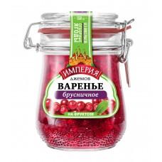 """Red Bilberry jam """"Jam Empire"""" (Sugar FREE)"""