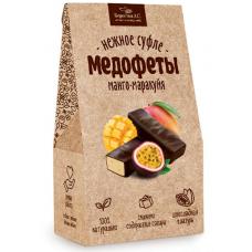 "Souffle ""Berestov"" Medofety Mango and Passion Fruit 150g"