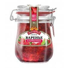 """Strawberry jam """"Jam Empire"""" 550 gr."""