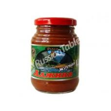 """Adzhika Sauce """"Ramal"""" Hot Spicy 300g"""
