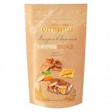 "Almonds in caramel and milk chocolate ""Carmel"" 120g"