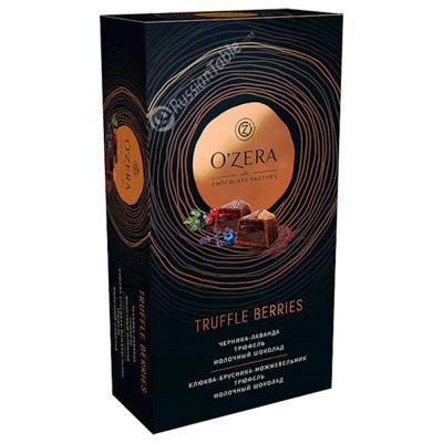 "Assorted chocolates ""OZera"" Truffle Berries 215g"