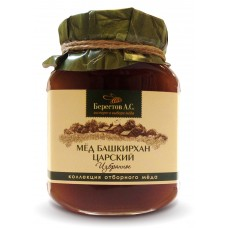 "Bashkirhan Royal Honey  ""Berestov"""