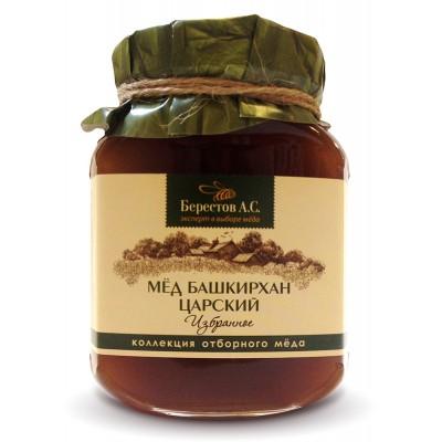 """Bashkirhan Royal Honey  """"Berestov"""""""