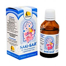 Bayu-Bay (mild sedative for children)
