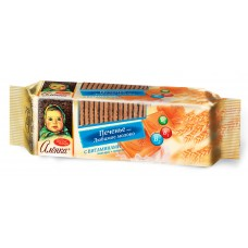 "Biscuits ""Alenka"" with taste of milk with vitamins"