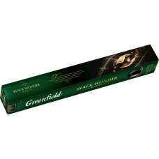 "Black Ceylon Tea ""Greenfield"" Black Wonder (10 NESPRESSO CAPSULES)"