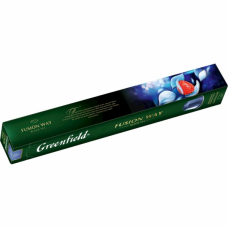 "Black Tea ""GREENFIELD"" FUSION WAY (10 NESPRESSO capsules)"