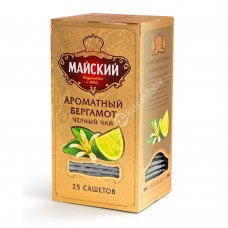 "Black tea ""May"" Aromatic Bergamot"