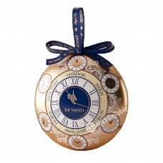 "Black tea ""Richard"" New Year Ball, Clock"