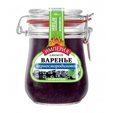 "Blackcurrant jam ""Jam Empire"" (Sugar FREE)"
