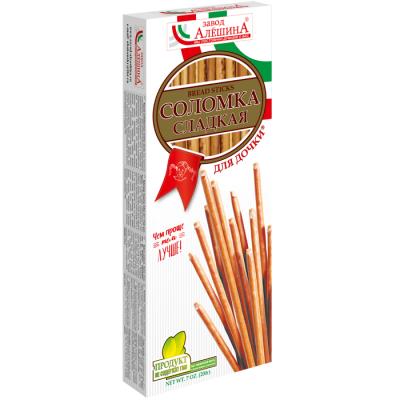 "Bread Sticks (Solomka) ""Aleshin"" Sweet Taste 200g"