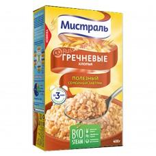 "Buckwheat flakes ""Mistral"""