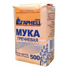 "Buckwheat flour ""Garnets"" 500 g"