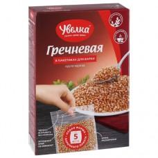 """Buckwheat Groats """"Uvelka"""" 400g (Easy-cooking)"""