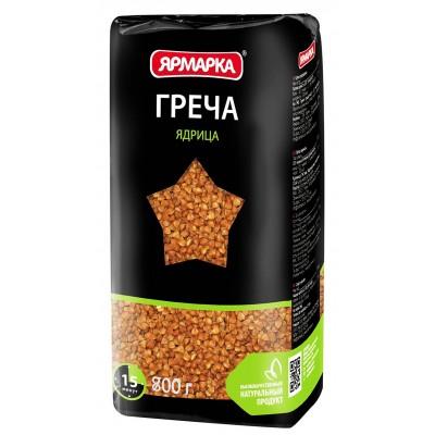 """Buckwheat groats """"Yarmarka"""" 800 g"""