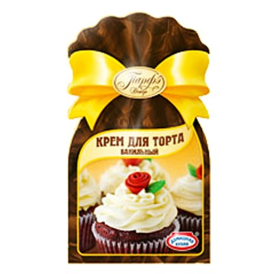 "Cake Cream powder ""Parfe"" vanilla"