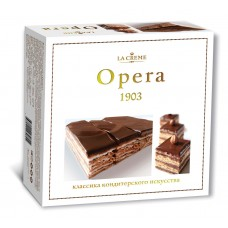 """Cake """"La Creme"""" Opera"""