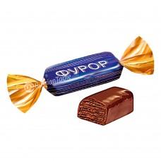 "Candies ""Furor"" Chocolate Gryliazh"