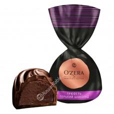 "Candies ""OZera"" Truffle bitter chocolate"