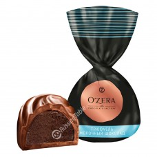 "Candies ""OZera"" Truffle milk chocolate"