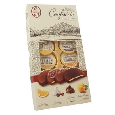 """Candies """"Salzburg Confisérie"""" Assortment of 12 pieces"""