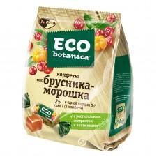 "Candy ""Eco-botanica"" cloudberry-cowberry taste"