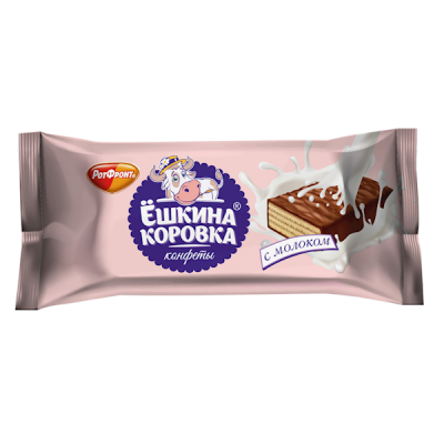"Candy ""Eshkina korovka"" Milky Wafer"