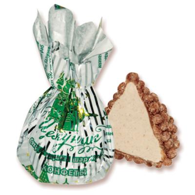 "Candy ""Nutcracker"" with crispy waffles"
