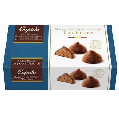 "Candy Set ""Cupido"" Champagne Cocoa Truffle 175g"