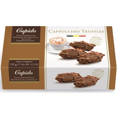 "Candy set ""Cupido"" Chocolate Flake Truffles with Cappuccino 150g"