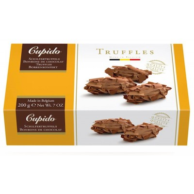 "Candy Set ""Cupido"" Chocolate Flake Truffles with Milk 200g"