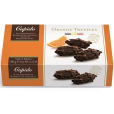 "Candy set ""Cupido"" Chocolate Flake Truffles with Orange 150g"