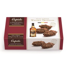 "Candy set ""Cupido"" Chocolate Flake Truffles with Whiskey Milk 150g"