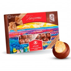 """Candy Set """"Grand Dian"""" Peanuts salted in Chocolate glaze 130g"""