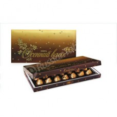 "Candy Set ""Osenniy Vals"" Praline with crushed Hazelnuts 320g"