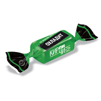 """Caramel """"Kirpichiki"""" (Bricks) cool"""