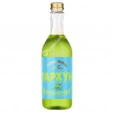 "Carbonated drink ""Caucasus Springs"" TARHUN 500ml"