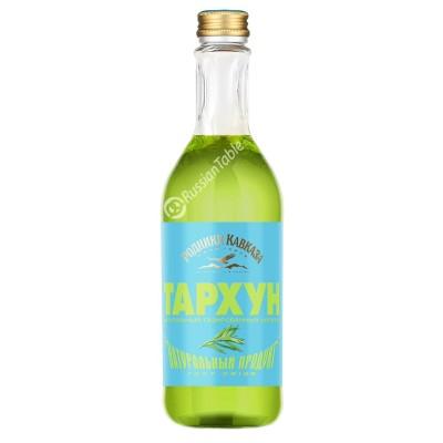 "Carbonated drink ""Caucasus Springs"" TARHUN 500ml"