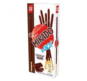 "Chocolate Sticks ""Mikado&Go"" Dark 39g"